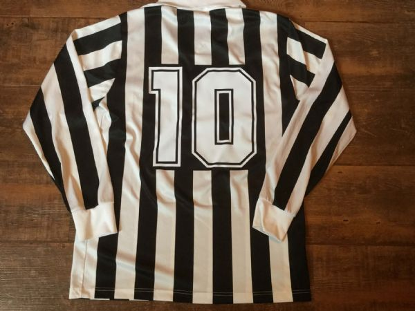 1992 1994 Juventus No 10 Baggio L/s Football Shirt Adults Large